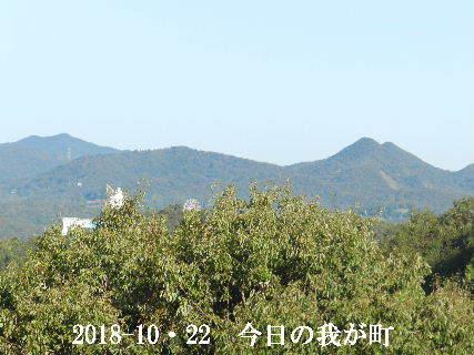 2018-10・22 今日の我が町.JPG