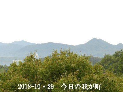 2018-10・29 今日の我が町.JPG