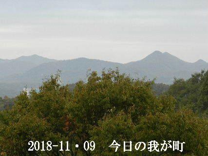 2018-11・09 今日の我が町.JPG