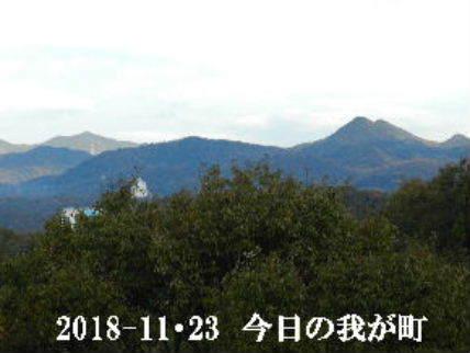 2018-11・23 今日の我が町.JPG