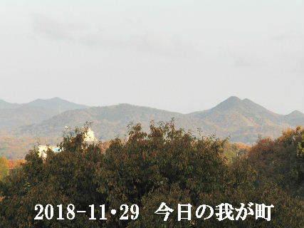 2018-11・29 今日の我が町.JPG