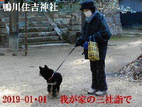 2019-01・01 我が家の三社詣で (2).JPG