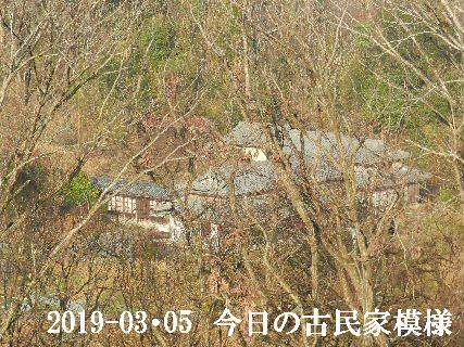 2019-03・05 今日の古民家模様.JPG