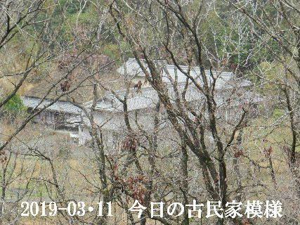 2019-03・11 今日の古民家模様.JPG